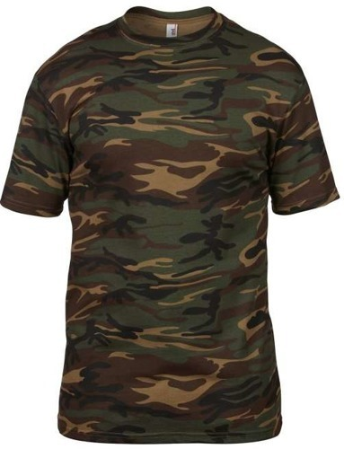 T-shirt MORO Camouflage