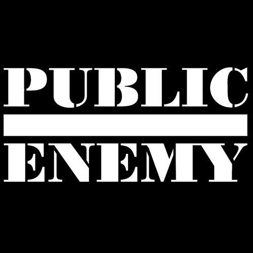 t-shirt Public Enemy