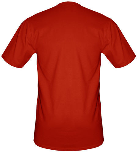 t-shirt T240 I Love this Game-Football Czerwony