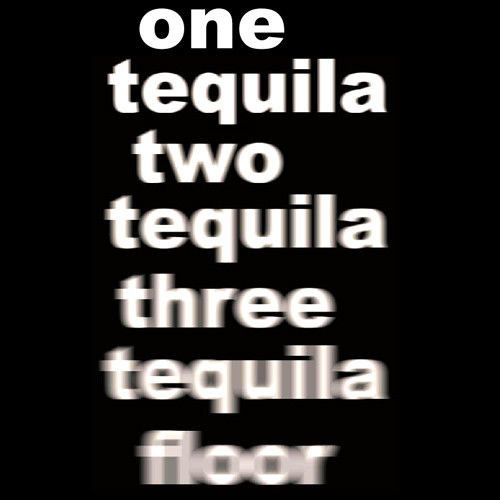 t-shirt Tequila