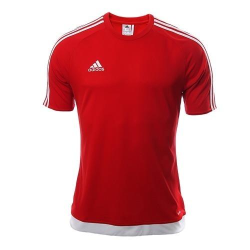 b60dd6a28ca53b KOSZULKA adidas ESTRO 15 czerwona S16149 Czerwony | Męskie ...