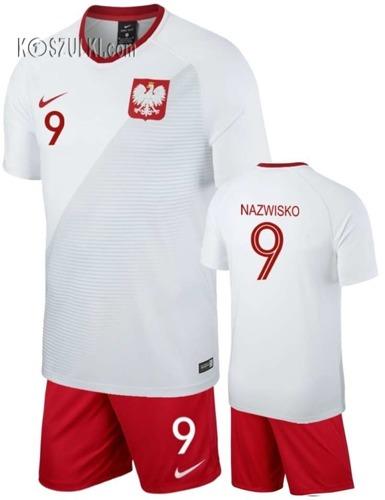 75fc1af1d Koszulka dla Dzieci reprezentacji Polski nike-Sklep Koszulki.com