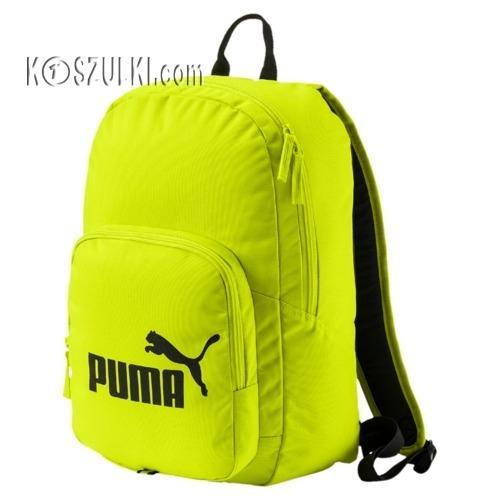 6c0f97984cc62 Plecak Puma Phase Żółty 73589 25 Żółty | Sportowe \ Stroje Sportowe \ Torby  i plecaki sportowe | Koszulki.com