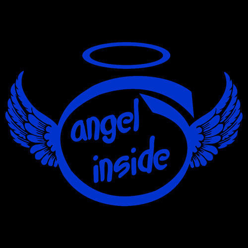 Top damski- Angel Inside