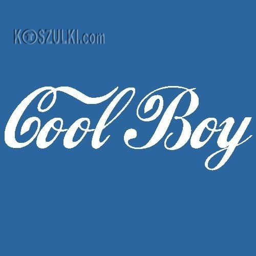 t-shirt Cool Boy
