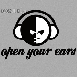 t-shirt Open your ears
