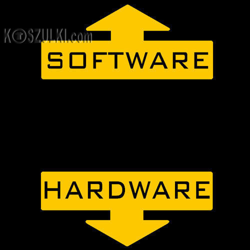 t-shirt Software,Hardware